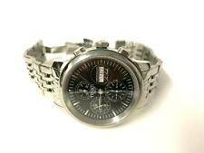 TISSOT T-Classic Le Locle Chronograph Automatic Mens Stainless Watch - T41138751