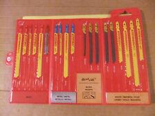 Starrett – BU4 Jig Saw Blade full range assortment. Wood, Metal & multi purpose