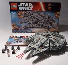 LEGO Star Wars 75105 Millenium Falcon – TOP inkl. OVP und OBA!