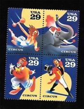T&G STAMPS - Scott #2750-2753 Sporting Circus MNH OG - Free Ship Offer