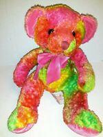 "Russ Confetti Bear 10"" Plush Stuffed Animal"