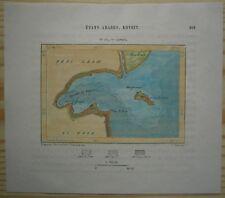 1884 Perron map KUWAIT (#160)