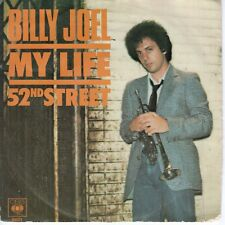 7inch BILLY JOEL my life HOLLAND 1978 EX  (S0989)