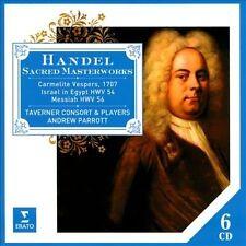 Handel: Sacred Masterworks, New Music