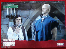BRITISH HORROR COLLECTION - Horror of Frankenstein - SYRINGE! - Card #23