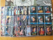 Star trek collector cards by sky box playmate 1993-1994s (PLEASE SEE PICTURES)