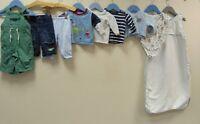 Baby Boy Bundle Size 0-3 Months All M&S Inc. Sleepsack <B2929