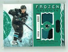 12-13 UD Upper Deck Frozen Artifacts  Logan Couture  /36  Patch--Jersey