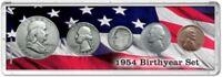 Birth Year Coin Gift Set, 1954