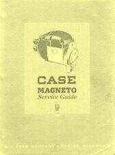 Case  4JMA 4CMA JMA CMA C CO CC  D DI DO DH DS L LA LAE Magneto Service Manual