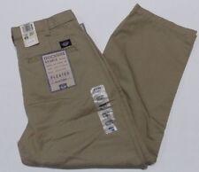 Mens / Boys DOCKERS 29 x 24 Husky Cotton Khaki Pants - TAN - NWT