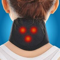 Tourmaline Magnetic Therapy Neck Massager Cervical Vertebrae Protection Heating