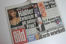 BILDzeitung 10.02.2000 Februar 10.2.2000 Geschenk 20. 21. 22. 23. Geburtstag