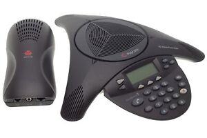 Polycom SoundStation 2 - Konferenz System