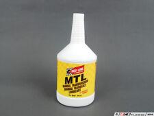 Redline - MTL Manual Transmission Fluid 75w80 - 1 Quart - RL MTL