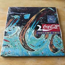 Coca Cola Vol 2 CD 1992 Warner Bros, Elton John, Rod Stewart, Randy Travis, More