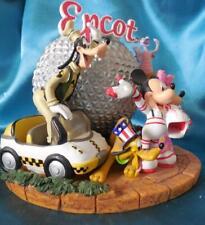 Disney Figment Mickey Donald Goofy Epcot statue RARE LAST ONE