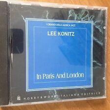I Grandi della musica Jazz Lee Konitz - In Paris And London