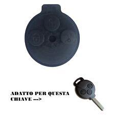 TASTI PULSANTI CHIAVE SMART FORTWO 450 FOURFOUR 451 COUPE TASTINI TELECOMANDO
