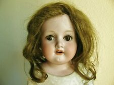 ANTIQUE VINTAGE 1916 ARMAND MARSEILLE DAINTY DOROTHY 370 BISQUE DOLL, 20""