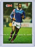 "RARE !! Card MARCEL DESAILLY ""EUROPEAN CHAMPIONSHIP STARS 1996"" Panini"