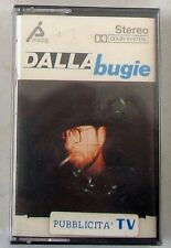 LUCIO DALLA - BUGIE - Musicassetta Sigillata