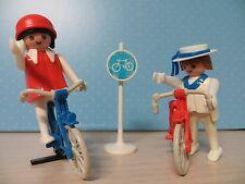 455 Playmobil  3573 Radfahrer Klicky