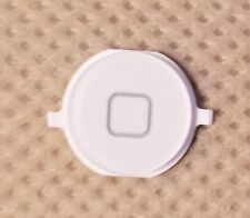 NEW High Quality Gloss White Home Button for iPhone 4S A1387 A1431 - WHITE > USA
