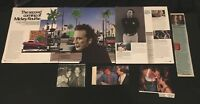 Mickey Rourke Magazine CLIPPINGS