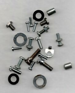 A USEFUL SELECTION OF NEW/USED CAMPAGNOLO & COMPATIBLE COMPONENTS for Restorer