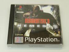 !!! PLAYSTATION PS1 SPIEL Resident Evil 3 Nemesis GUT !!!