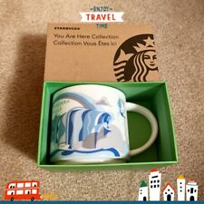 NWT Starbucks Canada YAH Cup Niagara Falls City You Are Here Coffee Mug