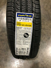 1 New 195 60 15 Goodyear Eagle Sport A/S Tire