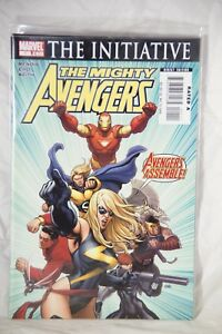 The Mighty AvengersMarvel Comic Issue #1 - The Initiative