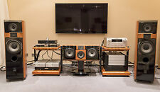Focal JM Lab Utopia 7.1 Set & Pagode Signature Racks, orig. Kisten Top Zustand