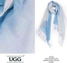 OZWEAR Ugg Women's Merino Wool Scarf WS025(ws028) New Gift 1830X640 mm