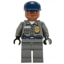 LEGO Spider-Man 2 - Security Guard Minifigure - From #4854 Doc Ock's Bank Rob'ry