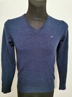 J.Lindeberg Sweater 100% Merino Wool  Men's Size M