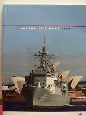 Book Australia's Navy 2004 Free Post!