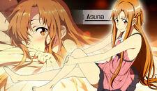388 Sword Art Online Asuna PLAYMAT CUSTOM PLAY MAT ANIME PLAYMAT FREE SHIPPING