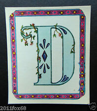 figurines stickers picture cards figurine lovely doll le lettere dell'alfabeto d