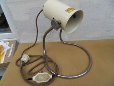 Vintage Lampe OSRAM G 352 lamp design deco loft 70's pop space age