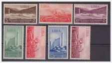 LIBIA - 1940   MOSTRA TRIENNALE D'OLTREMARE  PO  SERIE   NUOVA  **