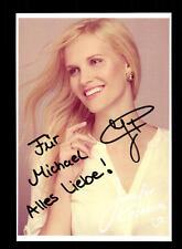 Jennifer Kirchheim Autogrammkarte Original Signiert ## BC 103850