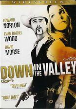USED  DVD // DOWN IN THE VALLEY // Edward Norton, David Morse, Evan Rachel Wood,