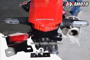 Honda CRF300L CRF300Rally 2021 Short Rear Fender Tail Light Eliminator License