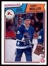 1983-84 O-Pee-Chee Randy Moller #297