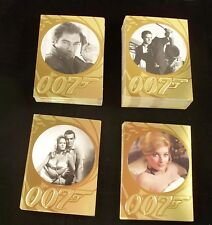 JAMES BOND 50th Anniversary Series 1  Complete Trading Card Set  007