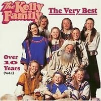 Very Best Over 10 Years von Kelly Family,the | CD | Zustand gut