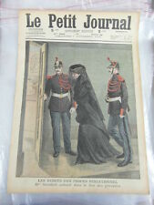 LE PETIT JOURNAL 1909 PROCES STEINHEIL TORTURE AUX FOURMIS ants (990)